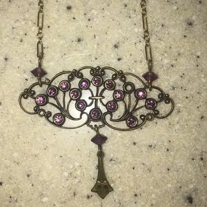Piddidly Links Vintage style necklace